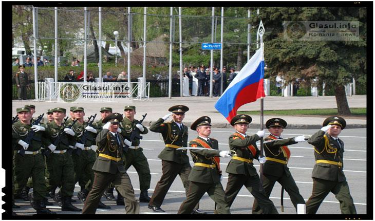 Soldatii rusi vor sa paraseasca Transnistria. 70% din soldatii rusi detasati in Transnistria au cerut sa fie transferati in Rusia