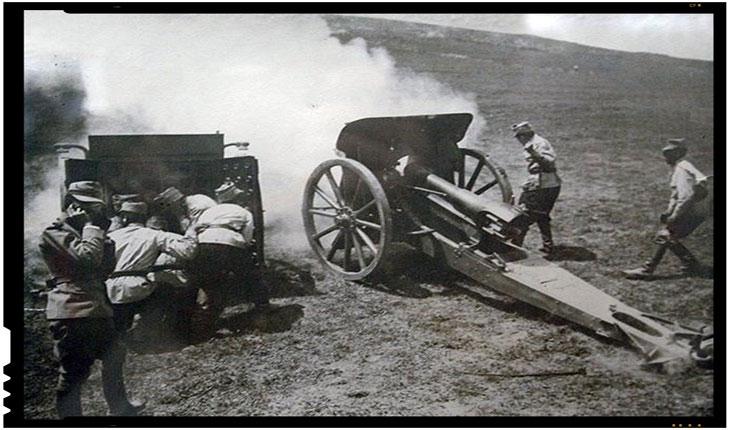 primul Razboi Mondial, 11 iulie 1917 - Armata română înfrânge armata germană în Bătălia de la Mărăști