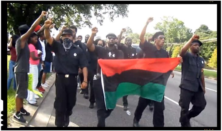 SUA se destrama? Tentativa de a forma o tara de rasa neagra pe teritoriul a 5 state ale SUA!, Foto: captura video