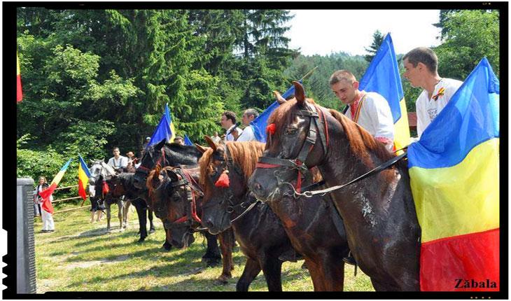 Ciobanii din Zăbala vor înălța de Sîntilie cel mai mare Drapel Tricolor Românesc din jud. Covasna