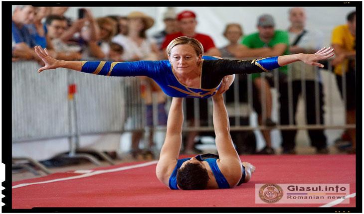 """Mama unei gimnaste romance: """"Se pregatesc de parada la Jocurile Olimpice de la Rio 2016 cu sportivi de 30 si 35 de ani, care reprezinta Romania?"""""""