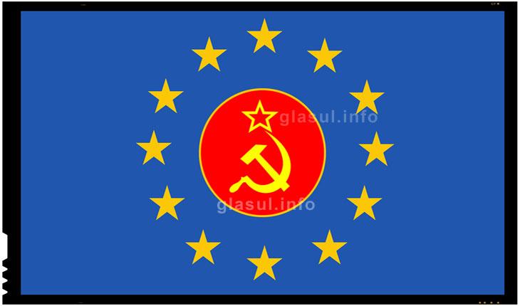Marine Le Pen compara UE cu Uniunea Sovietica!