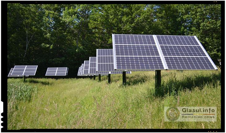 Iluminatul public din Iasi va fi conectat la surse regenerabile de energie. Se construieste inca un parc fotovoltaic la marginea orasului IASI