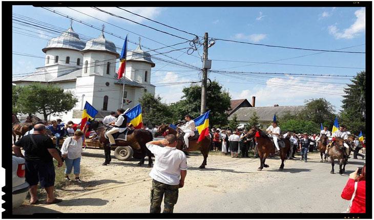 România nu există doar în istoria ei glorioasă, ci și în prezent