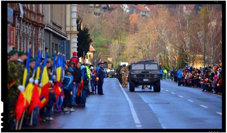 100 de ani de la intrarea României în Primul Război Mondial!