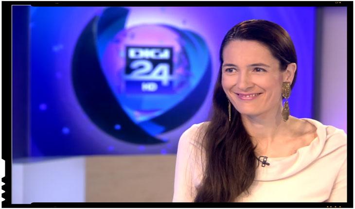 Clotilde, Nicusor, cine va mana pe voi in lupta?, Foto: captura TV Digi 24