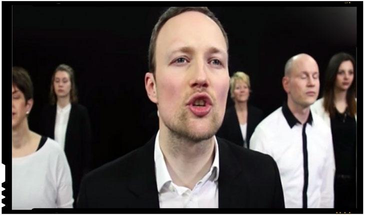 Descendenti ai nazistilor au cantat Hatikva, imnul Israelului, Foto: animanews.org