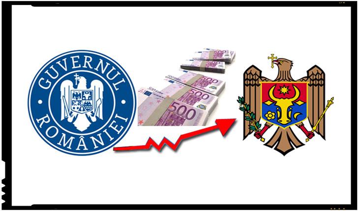 Guvernul Romaniei acorda 60 de milioane de euro Republicii Moldova