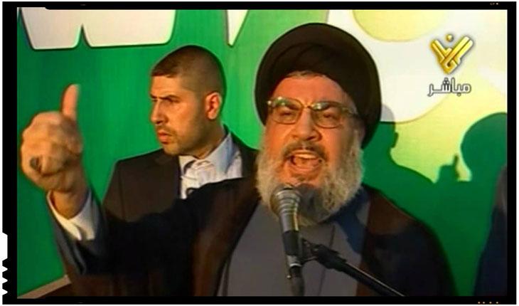 "Liderul Hezbollah,Hassan Nasrallah, sustine afirmatia lui Trump: ""Obama a creat intr-adevar ISIS!"", Foto: captura Youtube"