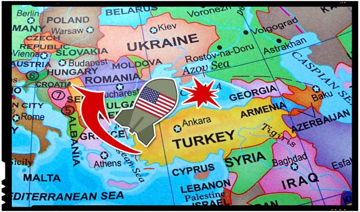 """Euractiv: """"SUA isi muta armele nucleare din Turcia in Romania"""""""