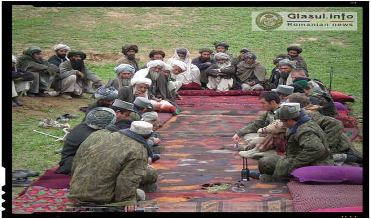 Talibanii isi recuceresc pozitiile in Afganistan