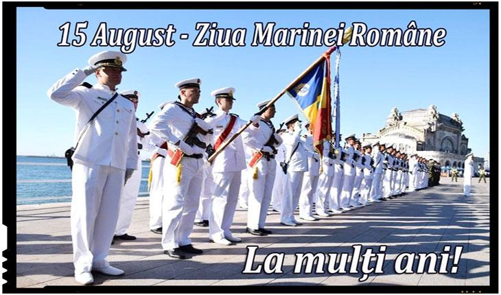 15 August - Ziua Marinei Române