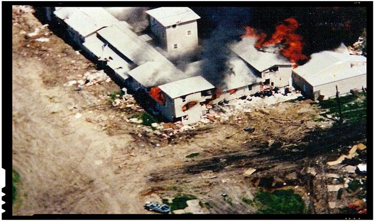 Asediul de la Waco - o incercare a administratiei americane de a obtine sustinere pentru promulgarea unor legi de control asupra armelor?