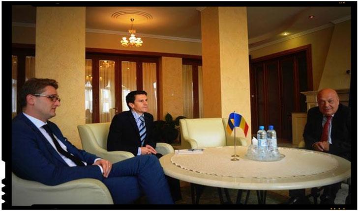 COOPERAREA CU UCRAINA ESTE FOARTE IMPORTANTĂ PENTRU ROMÂNIA, Foto: ZorileBucovinei.com