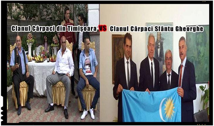 Clanul Carpaci de la Timisoara VS Clanul Carpaci de la Sfantu Gheorghe