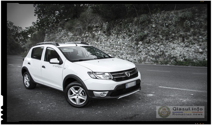 Dacia a devenit din nou lider la vanzari pe plan european!