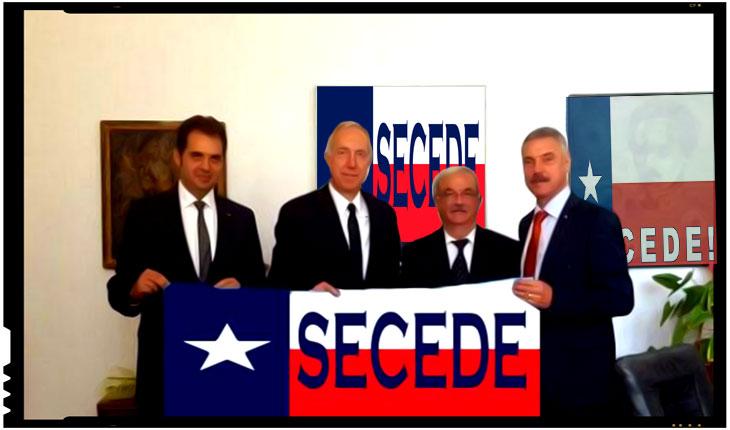 Ambasadorul SUA la Bucuresti, Hans Klemm, a fost chemat de urgenta la o sedinta foto cu liderii miscarilor secesioniste din Texas
