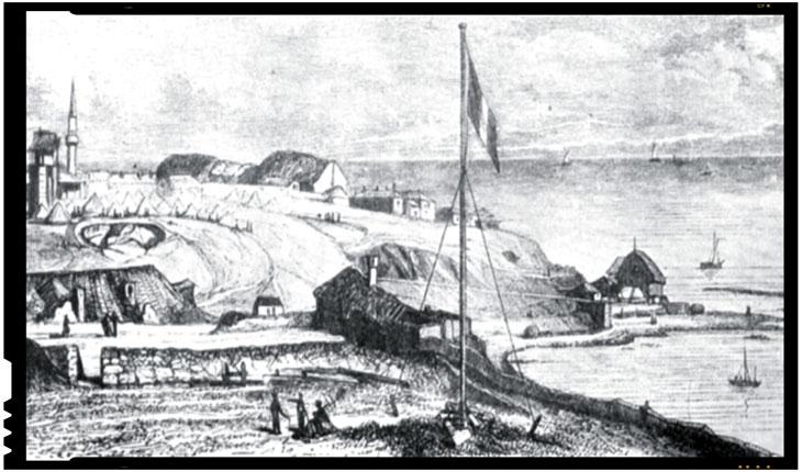 Kustendje - Constanta- Portul
