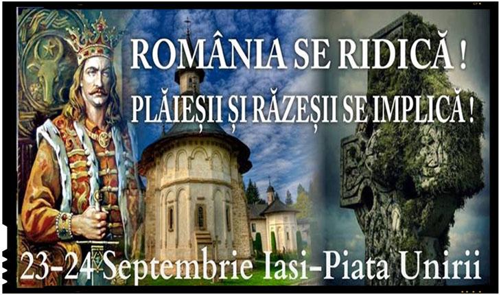 Moldova se ridica impotriva celor care au distrus industria si economia romaneasca! Protest de amploare la IASI!, Foto: facebook.com/events/631899866984406/
