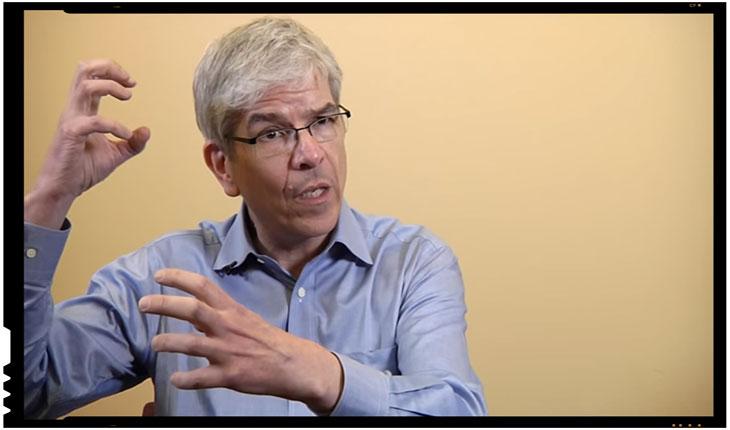 Paul Romer, economistul-sef al Bancii Mondiale isi doreste enclave independente in tarile UE pentru refugiatii musulmani, Foto: captura youtube