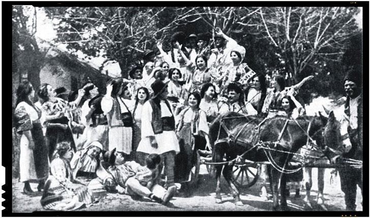 Pe 1 septembrie 1912 avea loc premiera filmului Razboiul Independentei