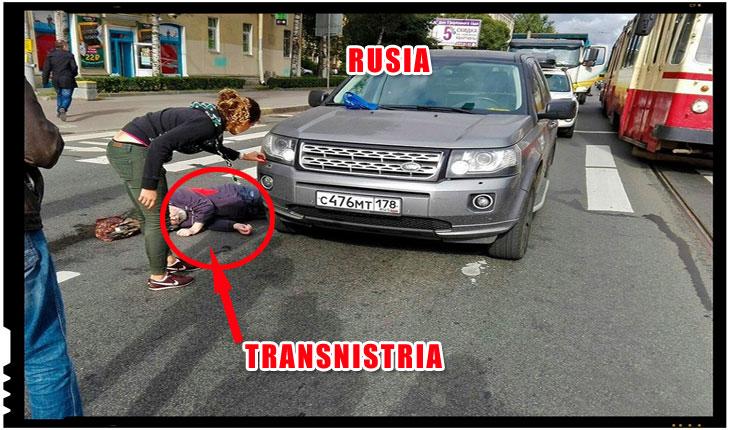 S-a aflat ce rol va avea Transnistria daca se va uni cu Federatia Rusa! Foto: twitter.com/SolomonHaykin