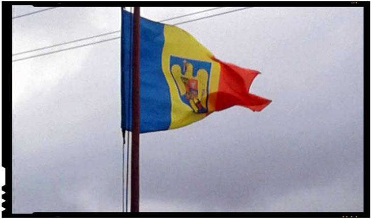 Tricolorul de la Brețcu, jud. Covasna