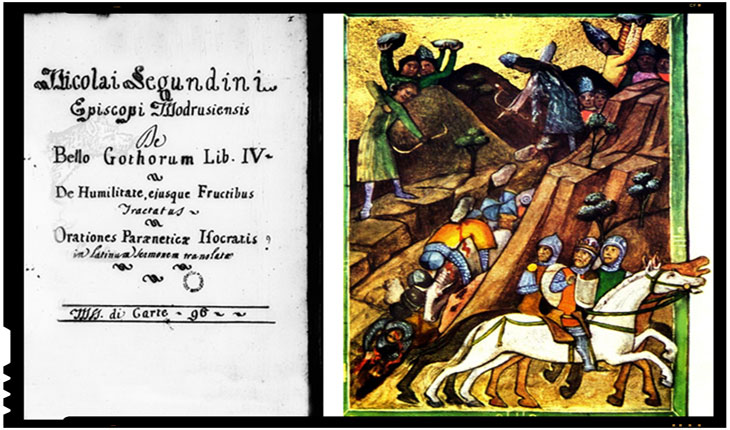 """Un rege maghiar: """"Valahii, cei mai viteji dintre crestini"""", Foto: cunoastelumea.ro"""