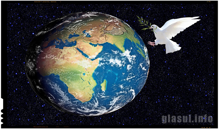 21 Septembrie - Ziua Internațională a Păcii