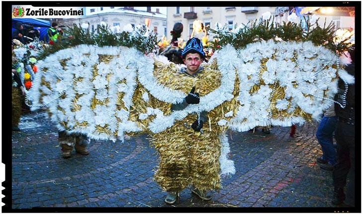 MALANCA DE LA CRASNA, cea mai spectaculoasa reprezentatie populara a romanilor din Bucovina, Foto: zorilebucovinei.com