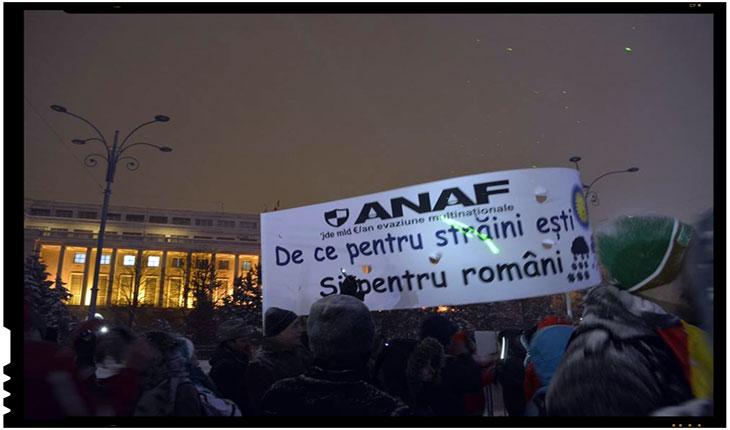 ANAF-ule, de ce pentru straini esti soare si pentru romani esti ploaie?, Foto: facebook.com/Nusuntemmanipula%C8%9Bi-629203193955346/
