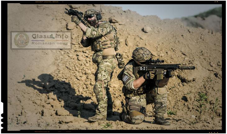Americanii angajeaza mercenari platiti cu 1,500$ zilnic pentru a lupta in razboiul din Sudul Yemenului