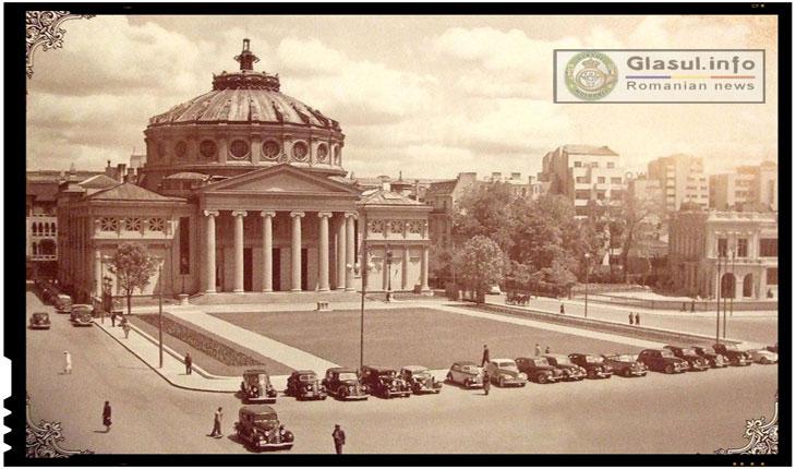 La 14 februarie 1888 s-a inaugurat Ateneul Român