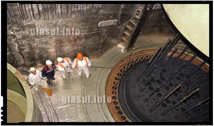 Din Romania au disparut doua reactoare nucleare? Profetul industriei transformate in fiare vechi nu este strain de acest lucru?