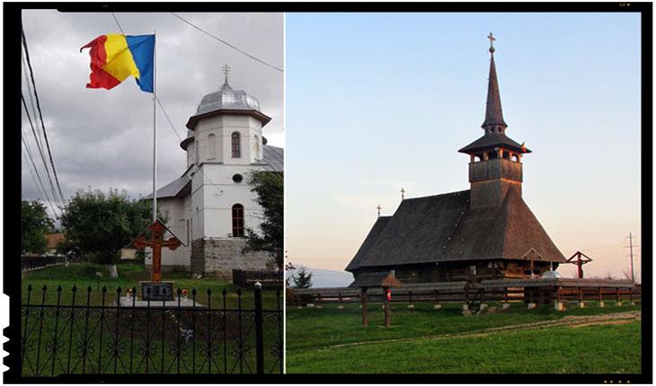Drapelul și Biserica, mai actuale ca oricând, acum când forțele politice au reușit să aducă țara în pragul unui război intern, Foto: Mihai Tirnoveanu