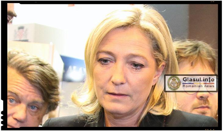"Marine Le Pen: ""Evreii francezi trebuie sa renunte la cetatenia Israelului"""