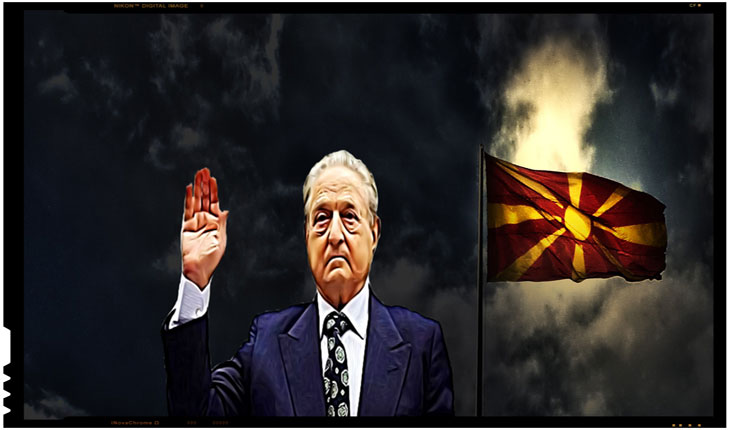 In Macedonia s-a cristalizat o miscare anti-Soros!