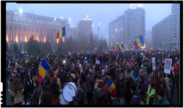"""""""Sistemul se zgâlțâie din toți rărunchii!"""", Foto: captura TV Aljazeera"""