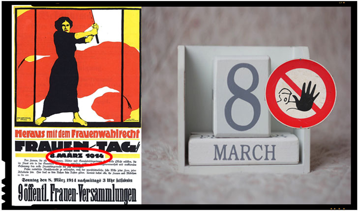 Ucraina interzice ziua de 8 Martie, sarbatoare cu origini bolsevice