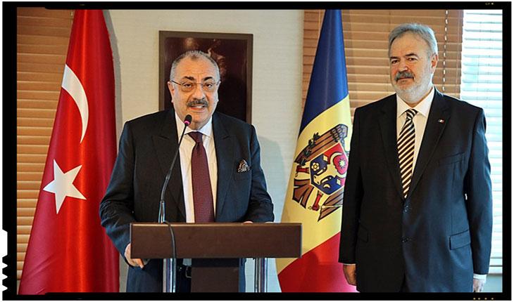 """Vicepremierul Turciei despre găgăuzi : """"Viitorul lor este în cadrul Republicii Moldova"""", Foto: twitter.com/hashtag/gagauz"""