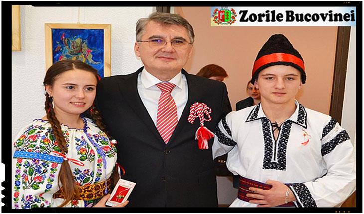 SĂRBĂTOAREA MĂRŢIŞORULUI, TRĂITĂ CU PROFUNDĂ SIMŢIRE ROMÂNEASCĂ (VIDEO), Foto: ZorileBucovinei.com
