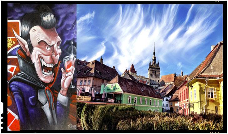 Turismul romanesc se bazeaza in continuare pe mitul lui Dracula pentru a atrage turistii straini in Romania
