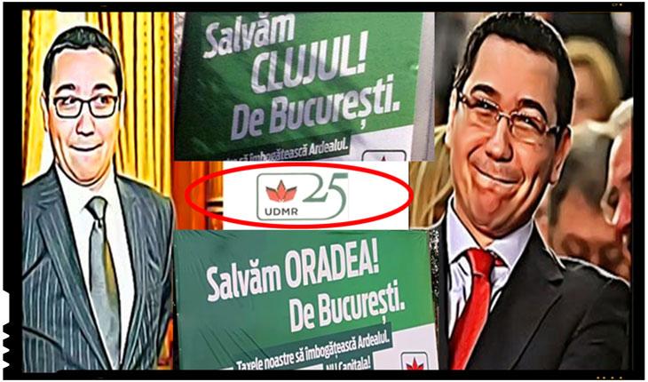 Victor Ponta, salvatorul UDMR! La comanda cui acționează Ponta pe scena politică?!