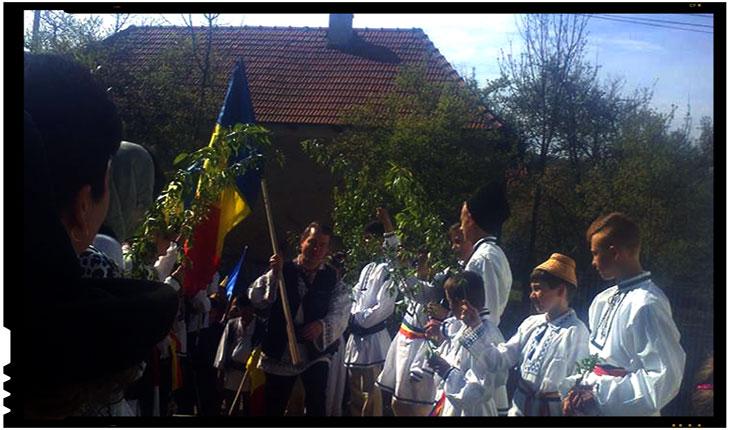 Activitatile Actiunii Romani pentru Romani in Harghita si Covasna, Foto: Mihai Tirnoveanu