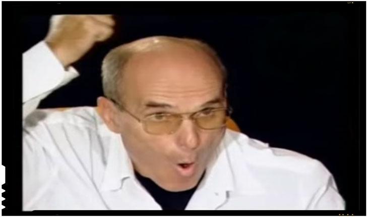 """Ion Coja: """"Numai energia de a avea silă de indivizi ca CTP nu este suficientă!"""", Foto: captura TVR1"""