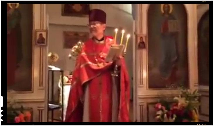 """(Video) Un exemplu magistral de convietuire! Corul japonez de la Biserica Ortodoxă din Nagoya a cantat """"Hristos a Înviat"""" in limba româna!, Foto: facebook.com"""