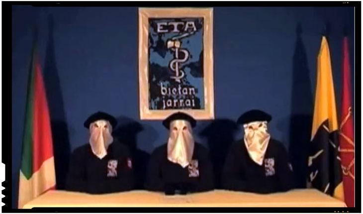 ETA (Euskadi Ta Askatasuna), gruparea separatista basca, a anuntat ca isi preda toate armele, Foto: Captura youtube