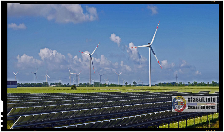 Guvernul acorda 100 de milioane de euro sub forma de ajutoare de stat pentru cei care produc energie verde