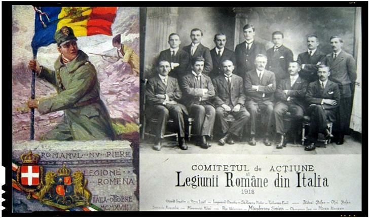 Legiunea Voluntarilor Români din Italia