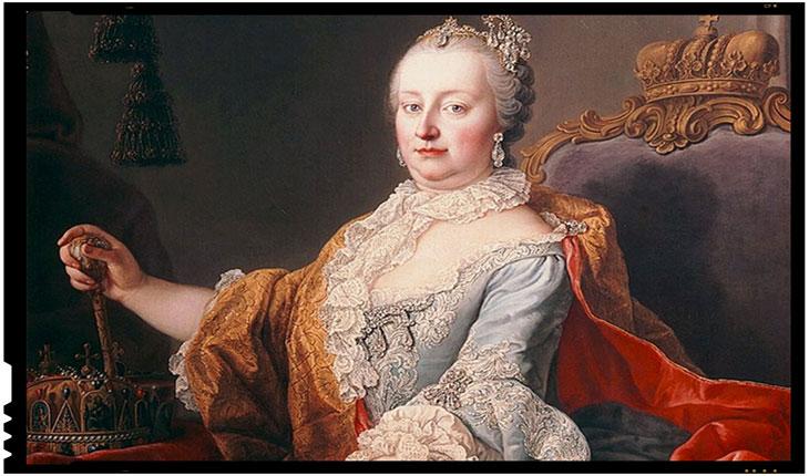 La 15 aprilie 1762, imparateasa Maria Terezia semna decretul imperial de infiintare a regimentelor grănicerești românești de la Orlat si de la Năsăud.